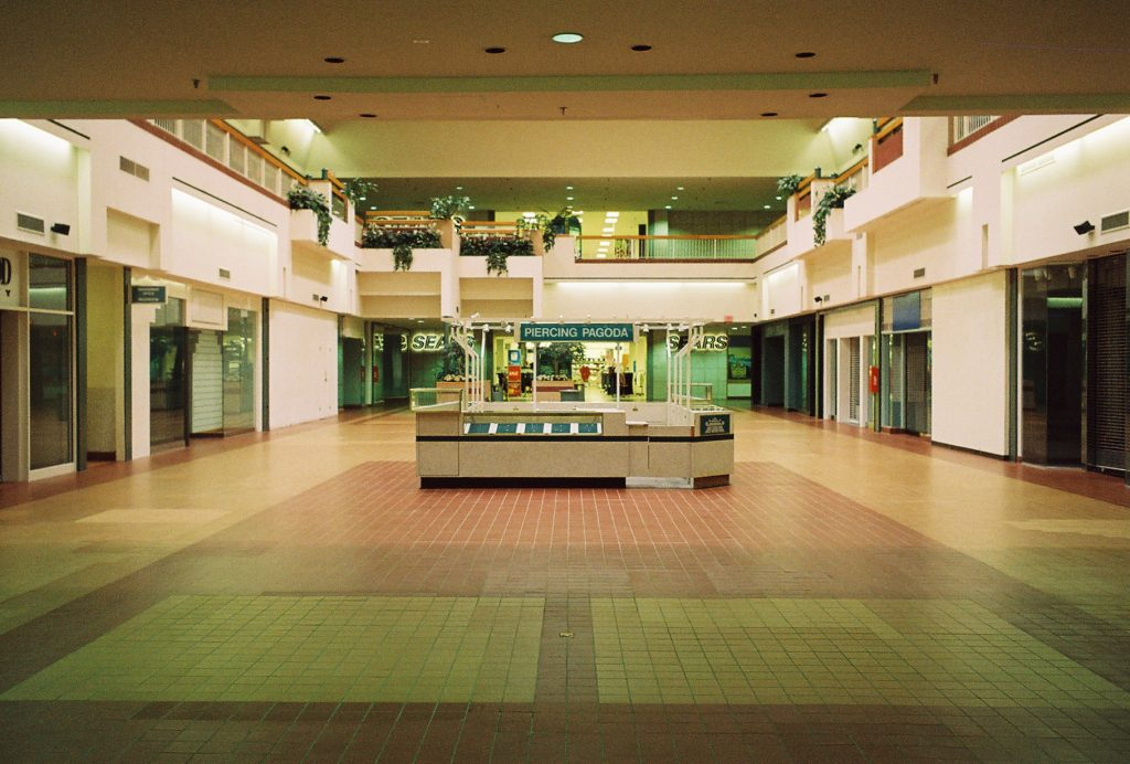 Law firms' shopping mall problem - Law21