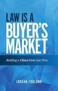 Law is a Buyers Market - book cover thumbnail